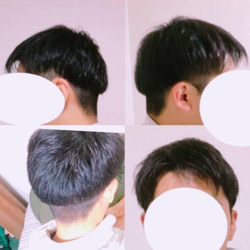 【最新の技術!】1500円の散髪行ったら変なマッシュにされた