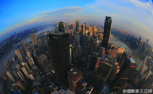 【ビル倒壊しそう?】中国の都市の発展、エグい