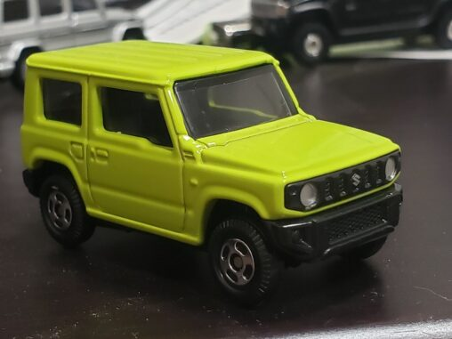 【車コレクター!】金持ちの遊び俺氏、新型ジムニー納車される