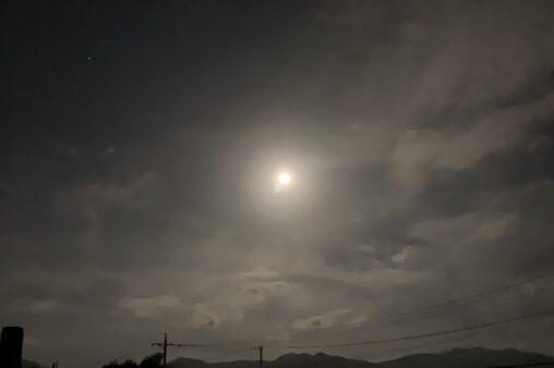 【速報】月がやばい