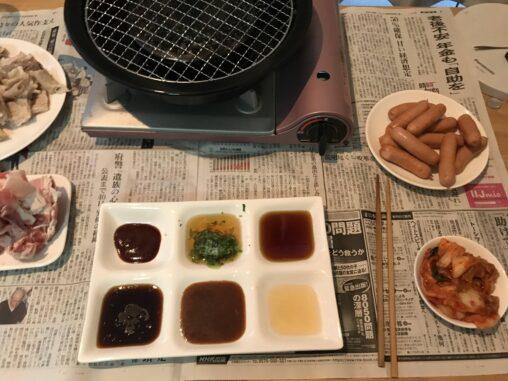 【予算1000円!】貧乏人、肉を焼く※すたみな太郎ではない