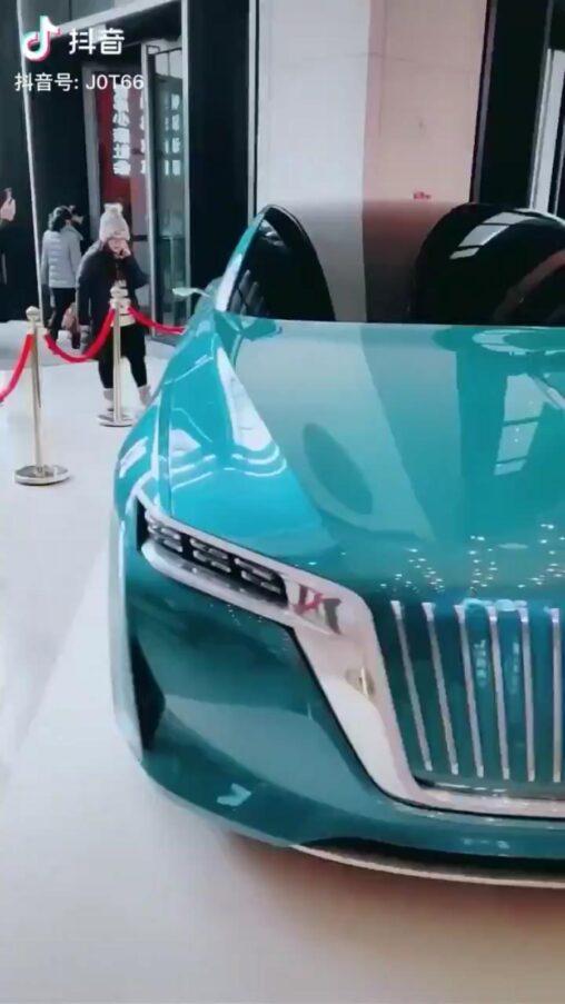 【じわじわ!】最新の中国製高級車、めちゃくちゃカッコよかった