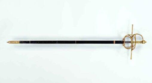 【刀剣】レイピア 日本で400年前に製造されていた