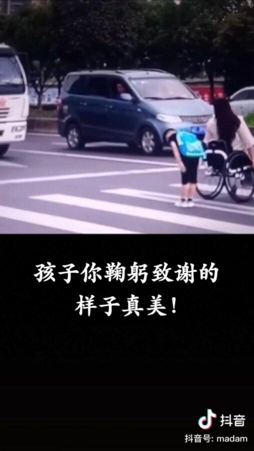 【礼!】中国人、めっちゃくちゃマナーが良かった。日本の糞マスコミだけを鵜呑みにしてる日本人終わる