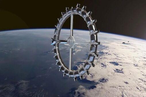 400人まで行ける?【世界初】これが宇宙ホテル構想だ!
