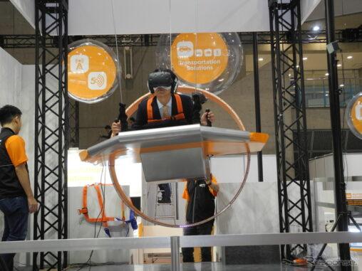 【これが日本の全力技術力!】「空とぶ車」が発表