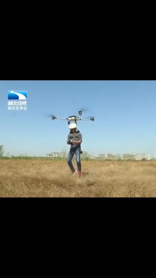 【首釣り?】中国人、ガチのマジでタケコプターの開発に成功!時代は中国へ