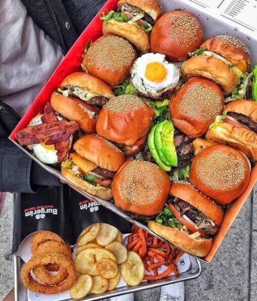 【BURGER IM!】アメリカのくせにちゃっちいハンバーガーが流行る