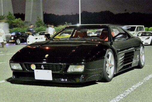 【NSXじゃん!?】これが昔のフェラーリらしいwカッコいい