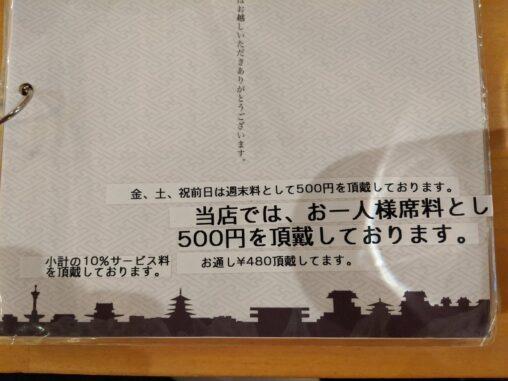 【京のおもてなし!京町酒場】東京?怖すぎワロタ
