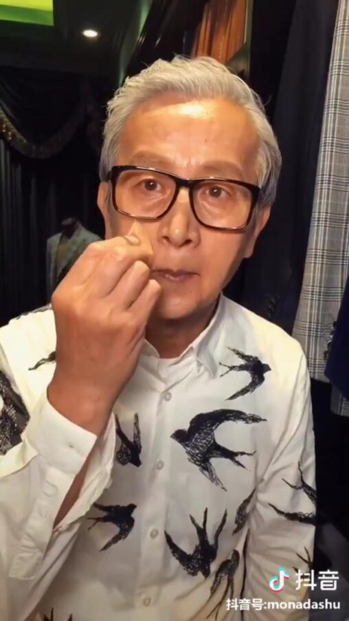 中国人のめっちゃ意識高い74歳上級老人がこちら。これ日本ジジイ完敗だろ…
