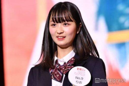 【JCミスコン2019】日本一かわいい女子中学生