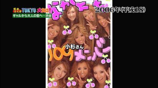 【うんこの擬人化】これが14年前の渋谷イケイケギャル達だ!