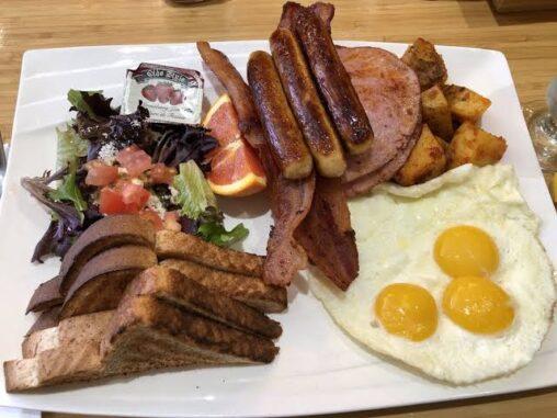 【オートミール食ってるイメージ】アメリカ人の平均的朝食の量がこちら