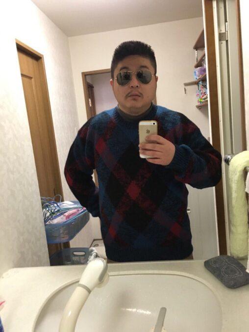 【正男か?】ワイ、新年セールで買ったサングラスを実装
