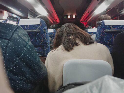 【エコノミー!】夜行バスの車内の様子がこちら