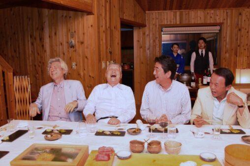 【安倍どんだけ面白いこと言ったんだ】日本を破壊した無能おバカ4人組