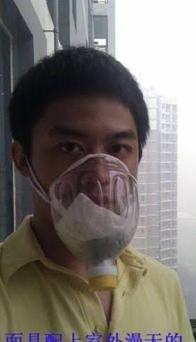 【大喜利っぽいな】中国人「マスクが無い!せや、自分で作ったろ!」
