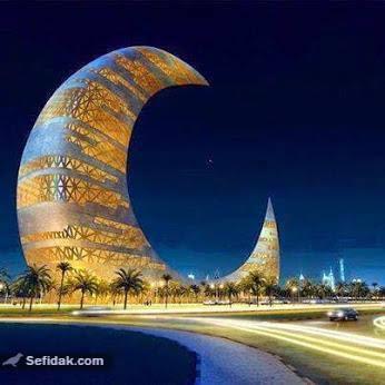 【月のホテル?タワー?】ドバイの建築物ヤバすぎワロタ