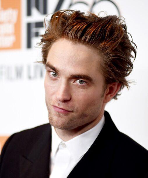 【ロバート・パティンソン】科学的に最も美しい顔の男性トップ10が発表される