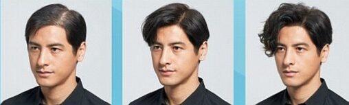 【見た目年齢変わる!】髪型の重要性が一目でわかる画像がこちら