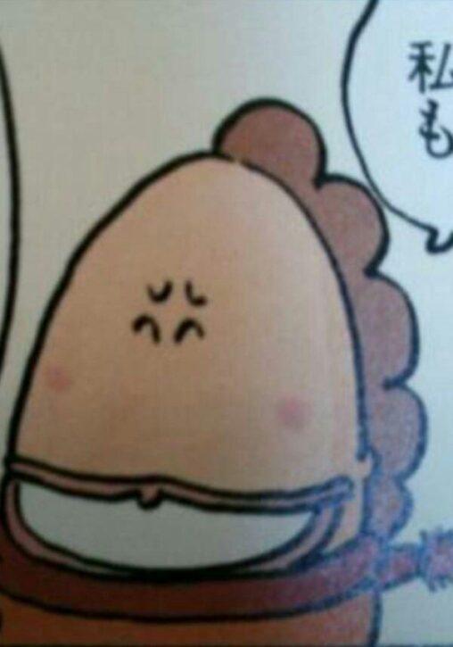 【イライラ】あたしンちのお母さん、怒りすぎて顔のパーツがすべてなくなってしまう