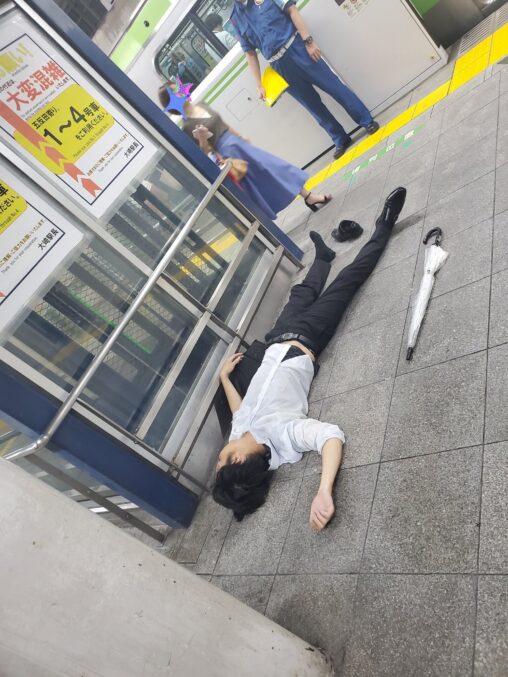 【ざまぁ夜遊びクズ?】一般的なトンキン(東京)の民度