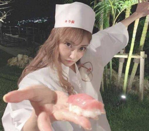 【僕のおいなりさんを握ってください!】セクシー女優が握った寿司