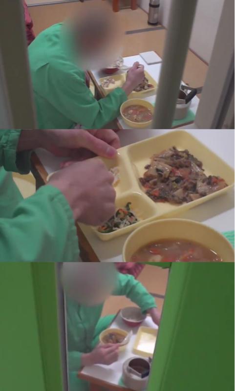 【おかわり!】刑務所のリアルな食事シーンがこちら