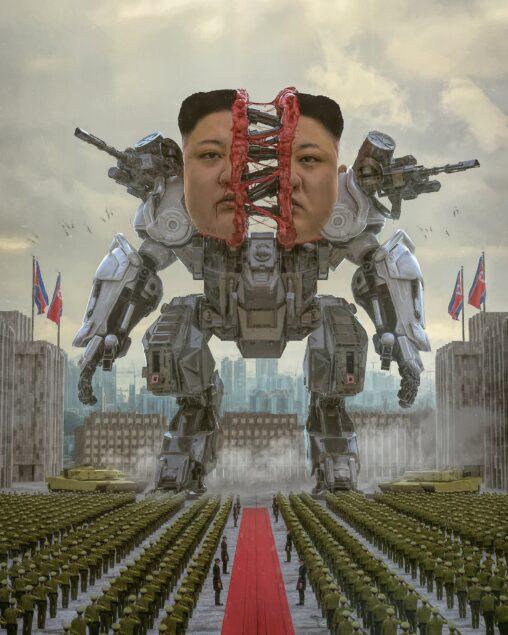 【メタルギア】北朝鮮が極秘で開発してた秘密兵器が本気でやばかった