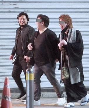 【銀座でお遊び!】お前らが大絶賛する「山田孝之」さん、禁止区域で歩きタバコをしたと報道