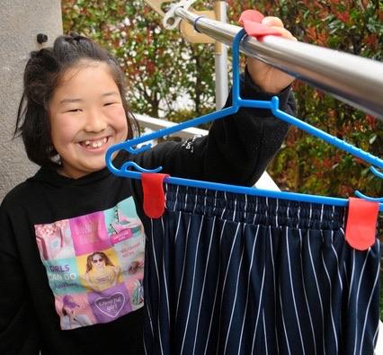 【ハンガー】小学4年生女児さん、凄すぎる発明をして特許を取得してしまう