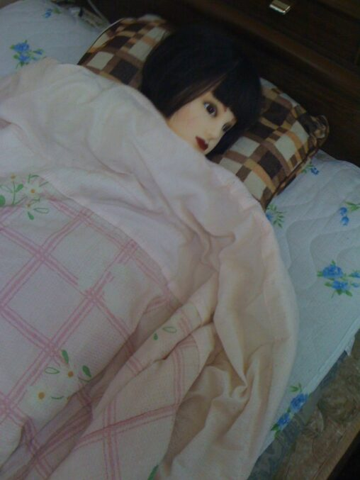 【マグロ】彼女の寝顔撮ったw