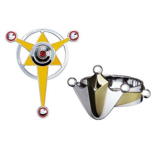 【タロウ!ウルトラマンNo.6!】力が欲しいと願うとき、胸のバッジが輝いて←腕だろ(変身)