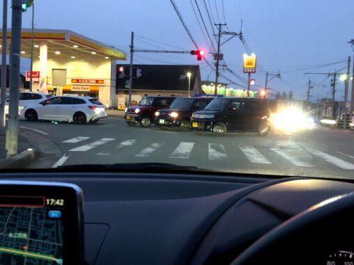 【車版黒い三連星】熊本の運転マナー、ついに一線を越えてしまう