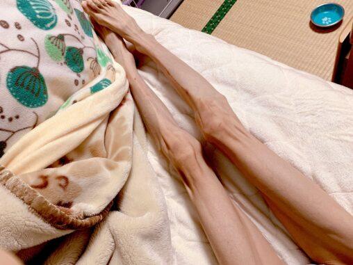 【拒食症?】心を病んでしまった元スーパーモデル(173cm18kg)の肉体がこれやばい
