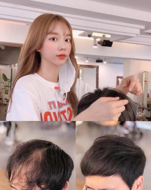 【ハゲの救世主】韓国の美容師がえちえちな上に技術も完璧だと話題