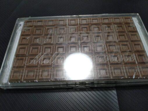 【ミルクパズル!】高級板チョコ届いたから開けてく