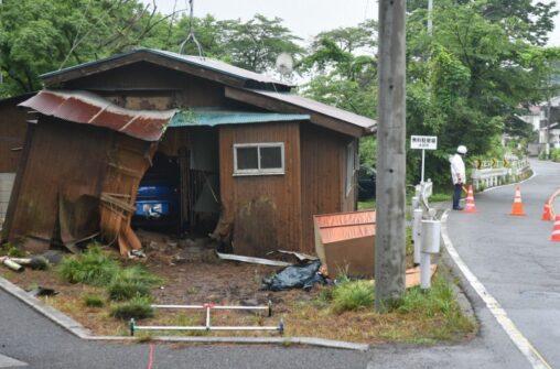 【太田市金山町事故現場】68歳父と35歳の息子が住んでいた群馬の平屋