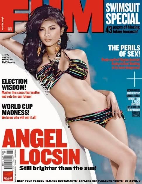 【Angel Locsin】フィリピンで1セクシーなグラドルランキングに10年以上君臨した女性の悲惨な姿