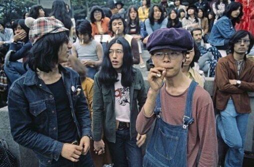 【昭和のフォーク全盛時代】1971年のチー牛