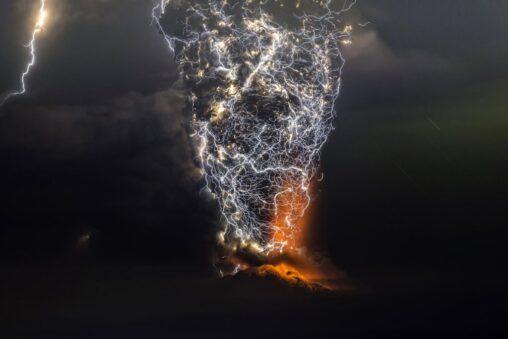 【火山雷かっこいい!】噴火、ガチでヤバすぎる