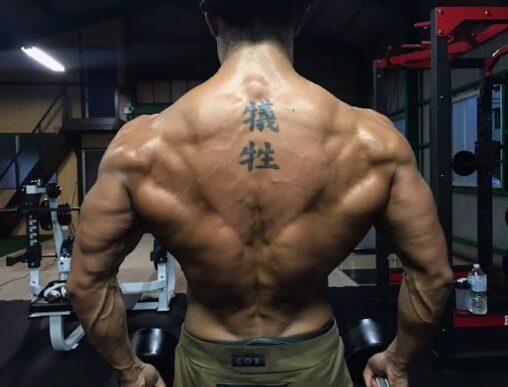【日本語】タトゥー嫌いな陰キャでも思わず「カッコイイ…」と言ってしまうタトゥーが見つかる