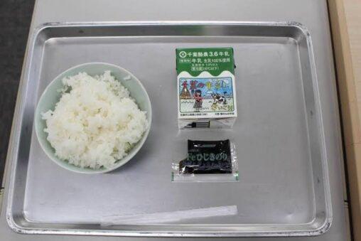 【食料がなさすぎて…】韓国の給食がガチでやばい…