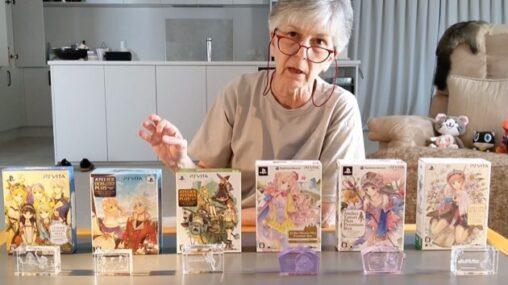 【萌え文化】海外のおばあちゃん、お前らより日本製ゲームを楽しんでるぞ
