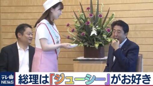 【元首相!】安倍総理の「ジューシー」を集めてみた結果