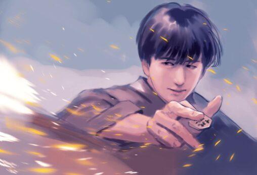 【将棋界の王子様】Twitter絵師、藤井聡太を美化してしまう……