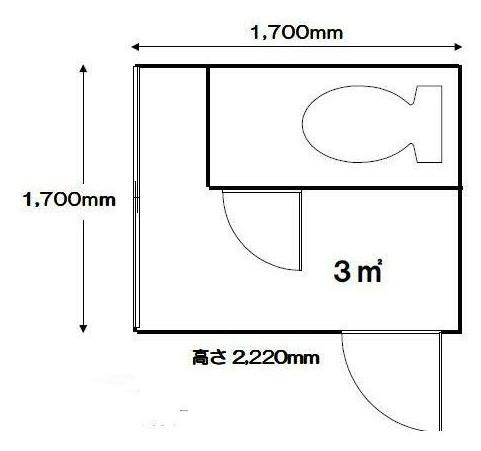 【新大久保!】東京のトイレ付きワンルーム賃貸(25000円)がこちら