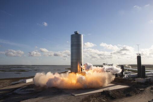 【スターシップ試作機】最新鋭のロケット、あまりにもダサすぎる