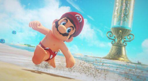 【脇毛と胸毛は?】Nintendo、マリオの乳首を消してしまう